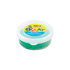 Plastilina iClayAmos, 18 grame, Verde
