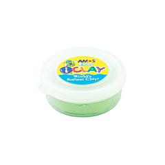 Plastilina iClayAmos, 18 grame, Verde neon