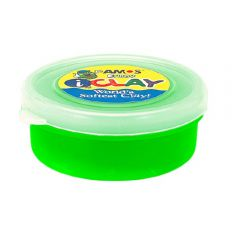 Plastilina 18 gr. verde neon,  iClayAmos