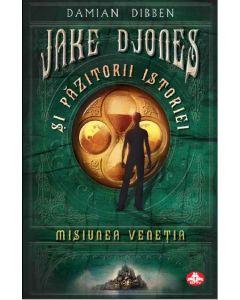 Jake Djones si pazitorii istoriei, Damien Dibben