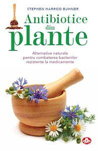 Antibiotice din plante, Stephen Harrod Buhner