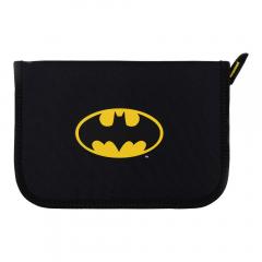 Penar neechipat 1 fermoar, 2 extensii, negru, Batman
