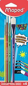Pensule Maped 4 buc/set