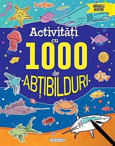 Activitati cu 1000 de abt - Animale marine