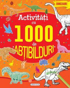 Activitati cu 1000 de abt - Dinozauri