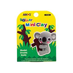Plastilina iClay Amos, model koala