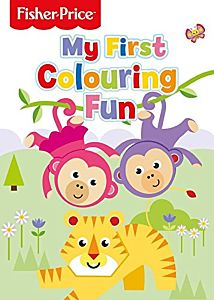 Fisher Price My First Colouring Fun