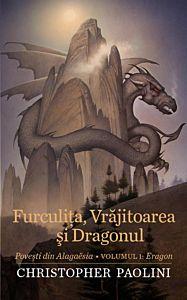 Furculita, Vrajitoarea, Dragon, Christopher Paolini