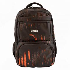 Ghiozdan Mesco Fashion mare, 2 compartimente, material textil, dimensiuni 45.5x32x14 cm, MES201622L