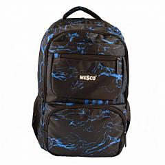 Ghiozdan Mesco Fashion mare, 2 compartimente, material textil, dimensiuni 45.5x32x14 cm, MES201624L