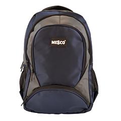 "Ghiozdan rucsac mare Mesco 16"", 3 compartimente, material textil, dimensiuni 44x32x14 cm, MES201617L"