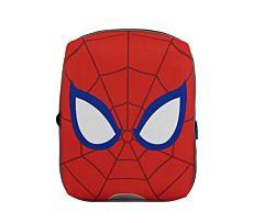 Fata detasabila Spiderman pentru ghiozdan Big Mac Negru, Carrefour