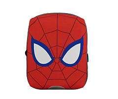 Fata detasabila Spiderman pentru ghiozdan Cameleon Negru, Carrefour