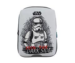 Fata detasabila Star Wars Dark Side pentru ghiozdan Cameleon Negru, Carrefour