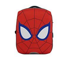 Ghiozdan Cameleon Negru Spiderman, 40cm, Carrefour
