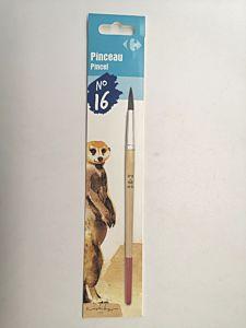 Pensula pictura nr. 16, Carrefour