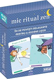 Mic ritual zen - 30 de povesti relaxante pentru a adormi usor - jetoane