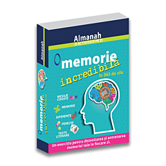 O memorie incredibila in 365 de zile  - almanah