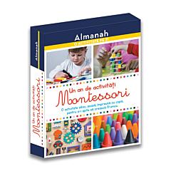 Un an de activitati Montessori  - almanah