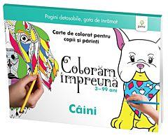 Coloram impreuna - Caini