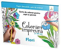 Coloram impreuna - Flori