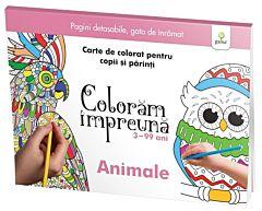 Coloram impreuna - Animale