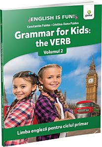 English is Fun. Grammar for Kids: The Verb - volumul 2