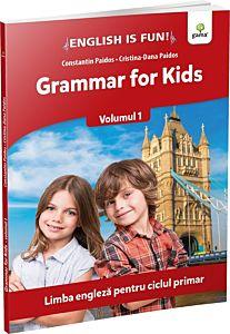English is Fun. Grammar for Kids - volumul 1