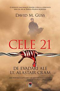Cele 21 de evadari ale Lt. Alastair Cram