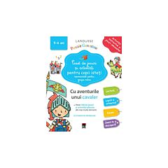 Caiet de jocuri si activitati pentru copii isteti (recomandat pentru grupa mare)
