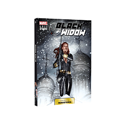 Banda desenata Marvel - Black Widow (colectia Renasterea)