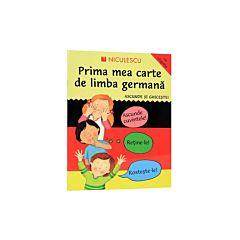 Prima mea carte de limba germana