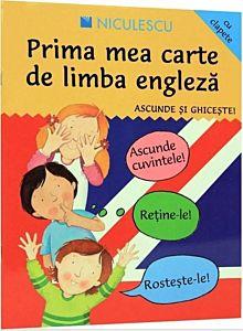 Prima mea carte de limba engleza
