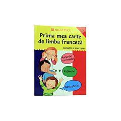 Prima mea carte de limba franceza