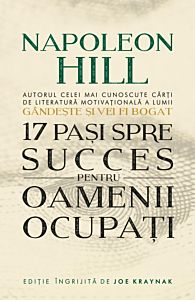 17 pasi spre succes pentru oamenii ocupati