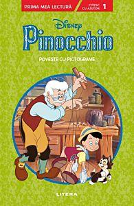 Disney. Pinocchio. Poveste cu pictograme (nivelul 1)