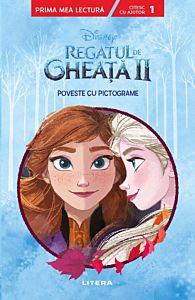 Disney. Regatul de gheata II. Poveste cu pictograme (nivelul 1)