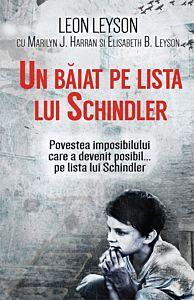 Un baiat pe lista lui Schindler
