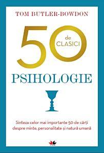 50 de clasici. Psihologie