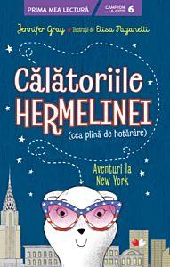 Calatoriile Hermelinei. Aventuri la New York