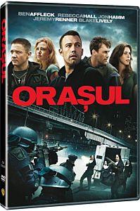 Orasul / The Town (DVD] [2010]