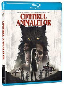 Cimitirul animalelor / Pet Sematary (Blu-ray] [2019]