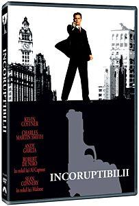 Incoruptibilii / The Untouchables (DVD] [1987]