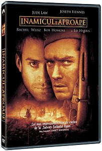 Inamicul e aproape / Enemy At The Gate (DVD] [2001]