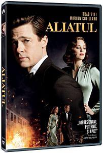 Aliatul / Allied (DVD] [2016]