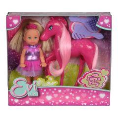 Evi printesa + unicorn