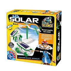 Kit solar 6 in 1, D-Toys