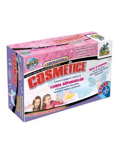Laboratorul de cosmetica, D-Toys