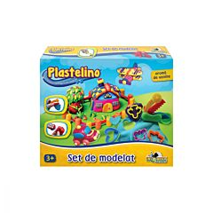 Set de modelat, Plastelino
