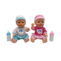 Set 2 papusi bebelusi, gemeni